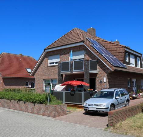 Haus Dannemann Vorderansicht (rechts)
