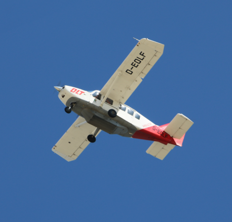 OLT Flugzeug