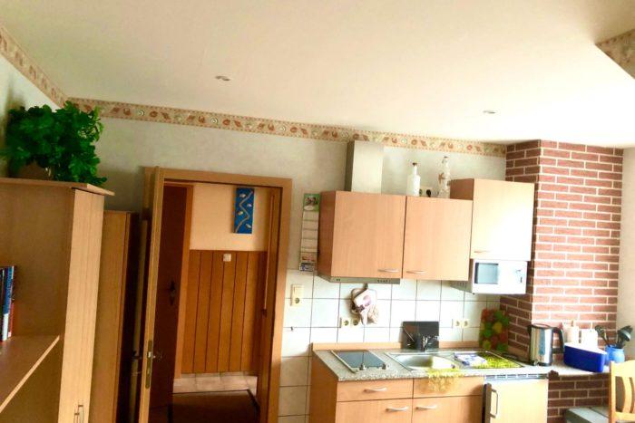 Wohnung 1 - Küche. Ess- & Wohnzimmer (4)